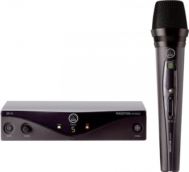 Радиосистема AKG Perception Wireless PW 45 Vocal Set BD