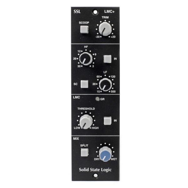 SSL LMC+ 500 Series Listen Microphone Compressor and Filter module