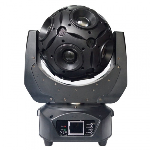Linly Lighting LL-M02 12X10W RGBW 4in1 led football moving head light