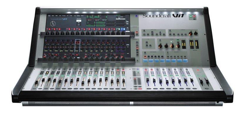 Цифровой микшер Soundcraft VI1