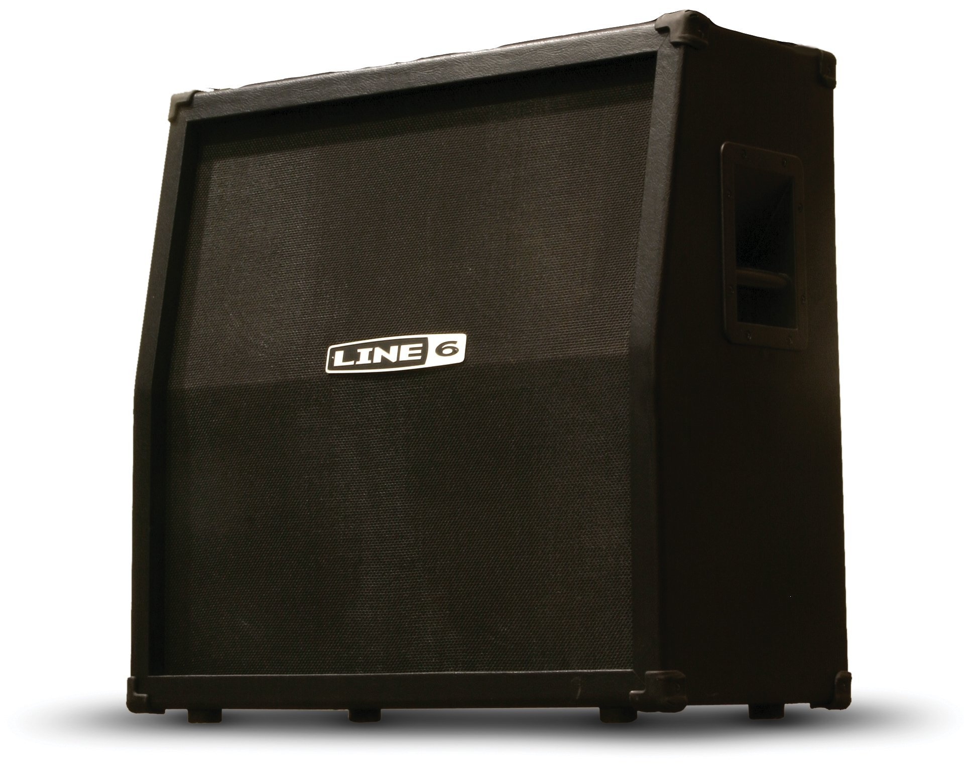 "Гитарный кабинет Line6 Spider 4x12 Cabinet 4x12"" Stereo/Mono slant speaker for Spider"