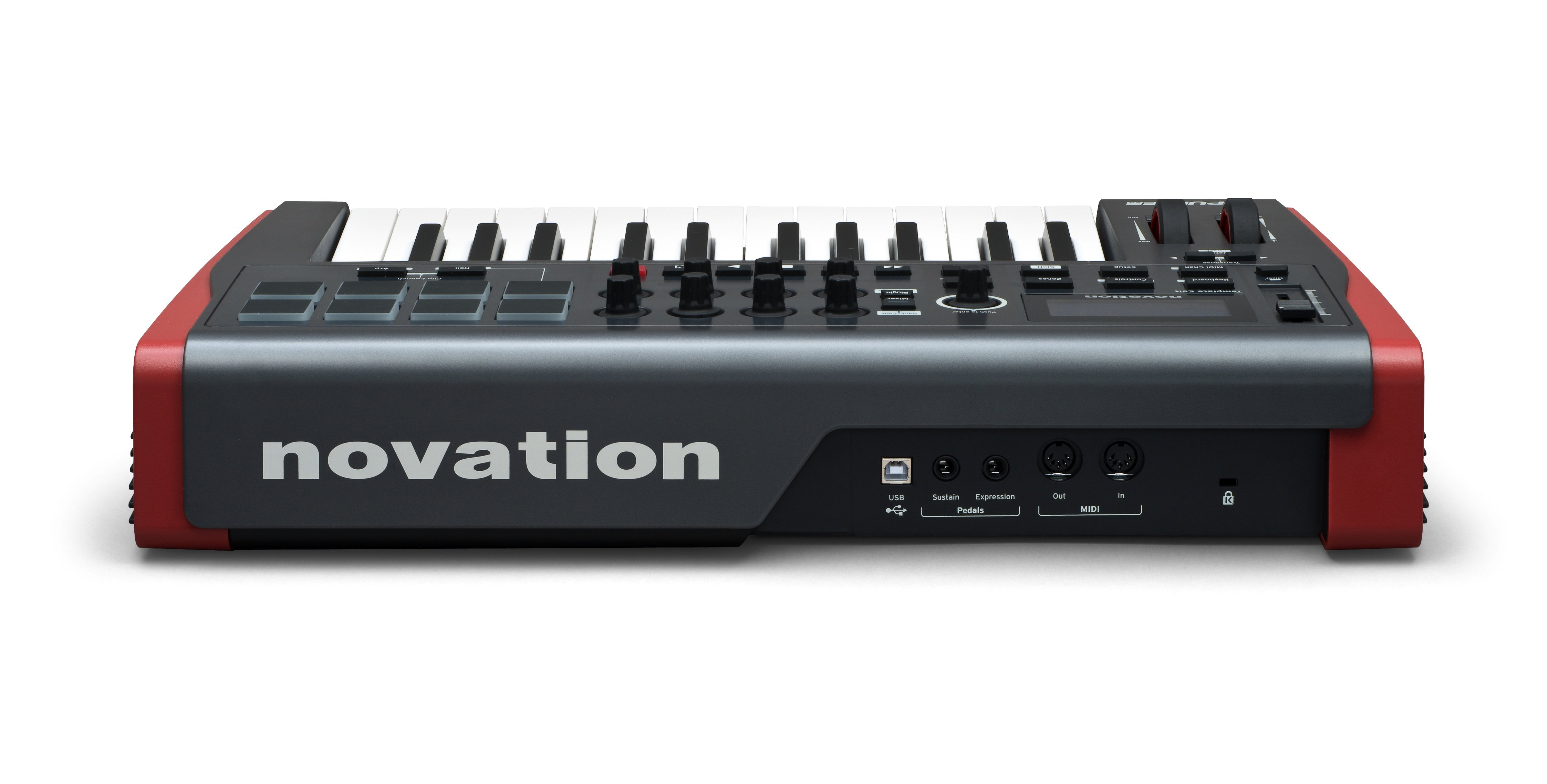 Novation Impulse 25 контроллер USB/MIDI