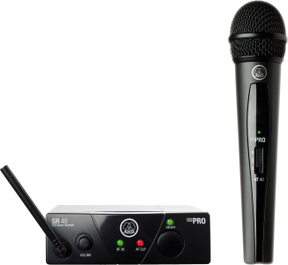 Радиосистема AKG WMS40 Mini Vocal Set BD