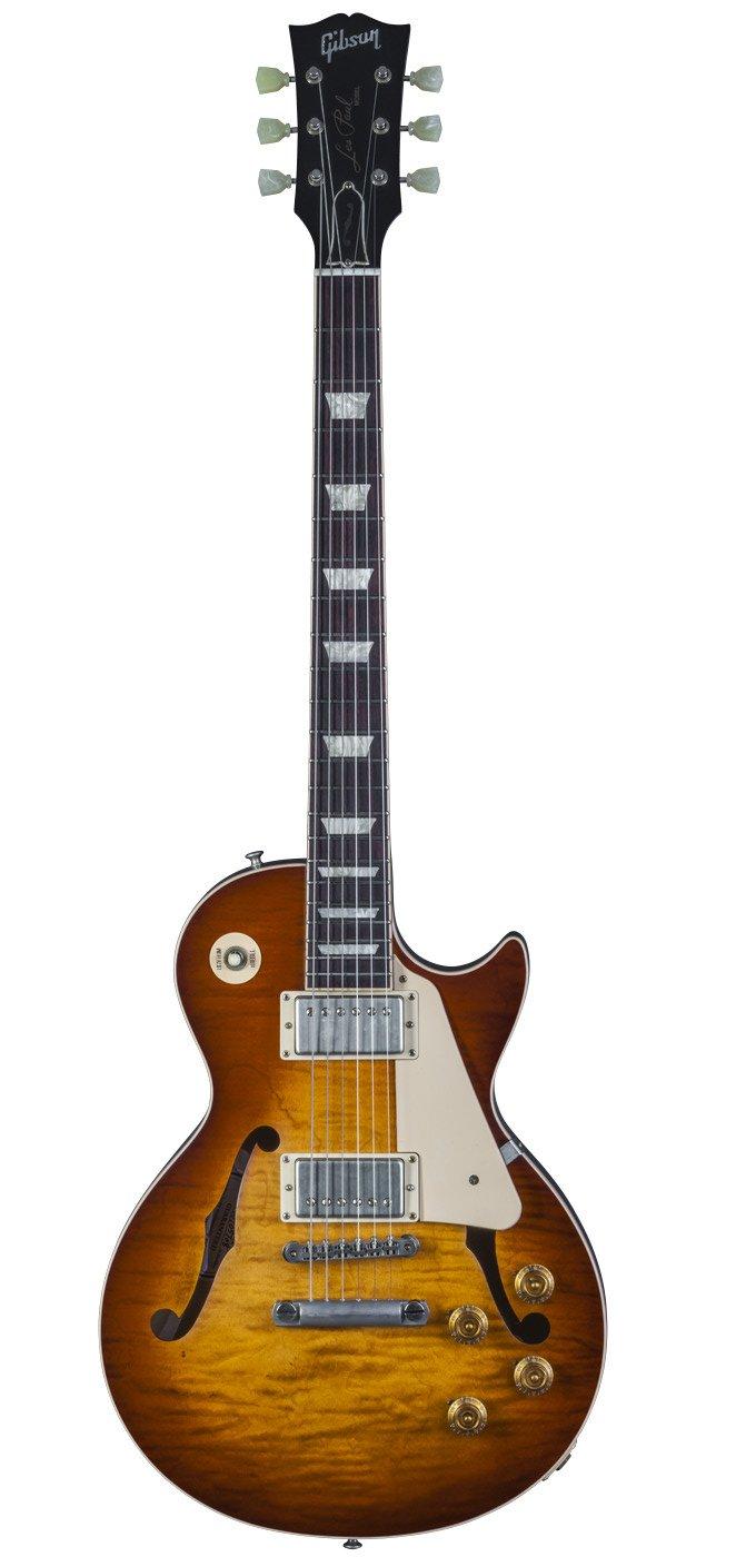 ���������������� ������������� Gibson Memphis ES-LP Slim taper Vos 2015 Light burst