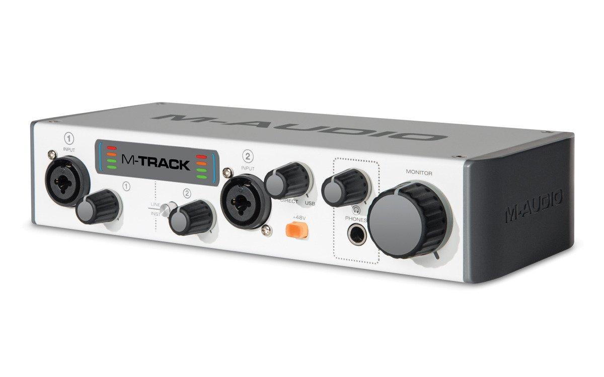 �������������� M-Audio M-Track II
