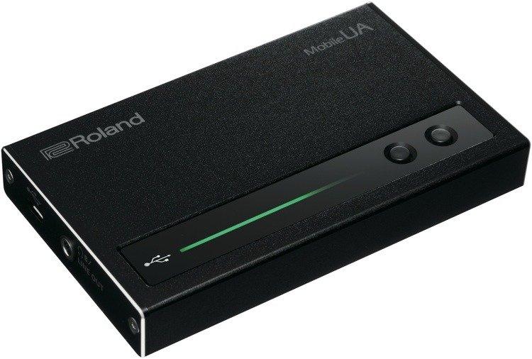 Аудиоинтерфейс Roland UA-M10