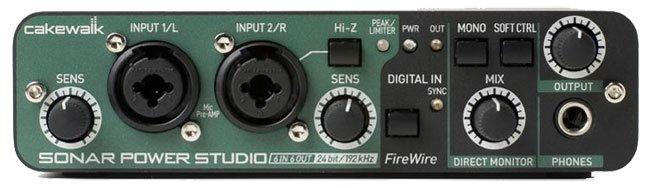 Аудиоинтерфейс Roland CWS6-SP66
