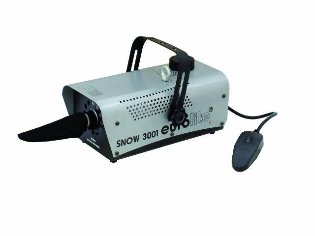 Генератор снега EUROLITE Snow 3001 Snow machine