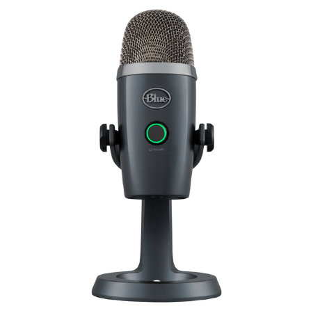 Микрофон Blue Yeti Nano Shadow Grey