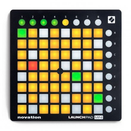 Novation Launchpad Mini MK2 контроллер USB/MIDI
