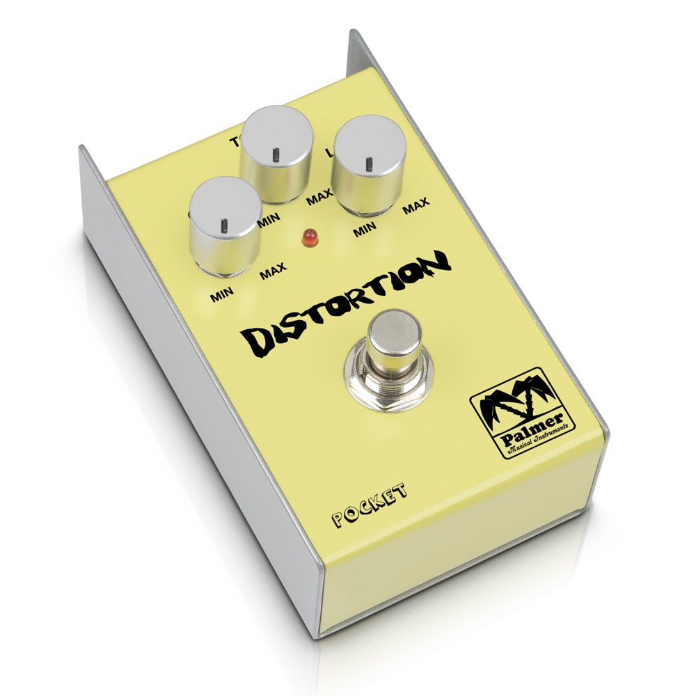 Педаль эффектов Palmer Pocket distortion - distortion Pedal PEPDis
