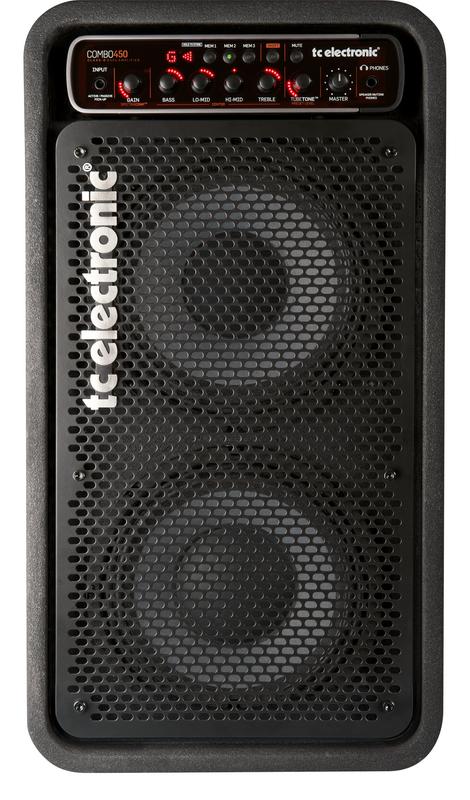 Басовый комбоусилитель TC Electronic Combo 450