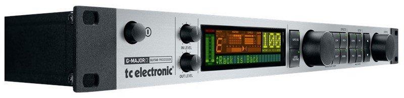 Гитарный процессор TC Electronic G-Major 2
