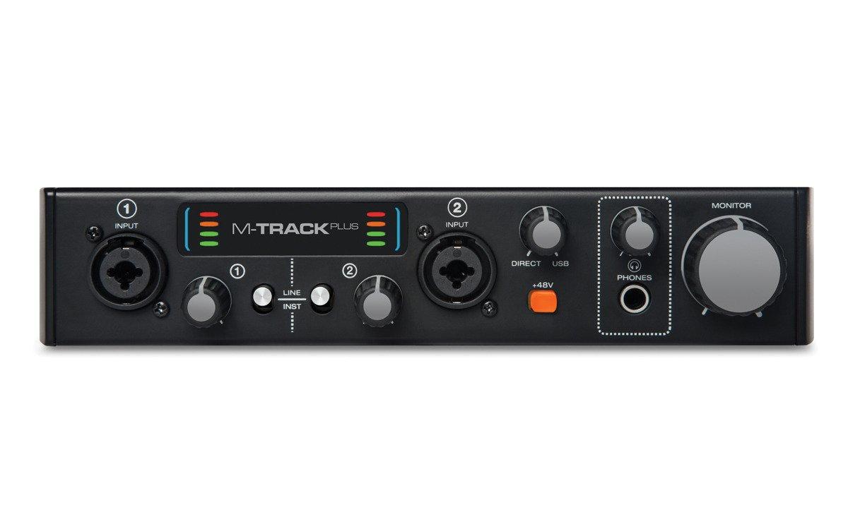 �������������� M-Audio M-Track Plus II